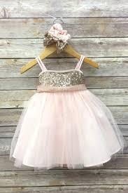 dresses shop buy adele blush pink flower baby girl dresses shop online at