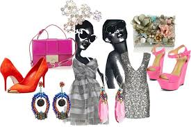 Miguel Ases Earrings Polyvore May 2014 Shaquandria Company