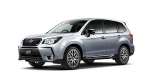 subaru forester old model subaru forester ts revealed in japan with 280 ps