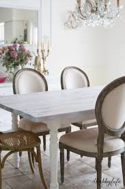 white wash dining room table whitewashing a farmhouse table in 30 minutes shabbyfufu com