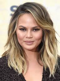 layered hair around face 28 best hairstyles for round faces