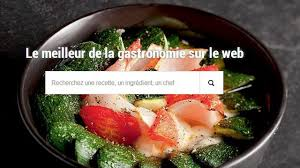 site de cuisine gastronomique gastronomie les grands chefs livrent leurs recettes sur un nouveau
