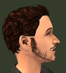 the sims 4 natural curly hair mod the sims more masculine natural male hair