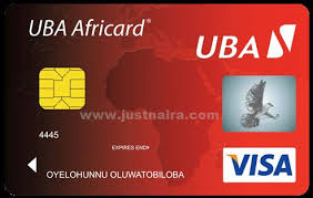 how to get a prepaid card simple tips to get uba visa prepaid card africard 1 hour