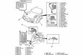 2003 mazda 6 wiring diagram manual wiring diagram