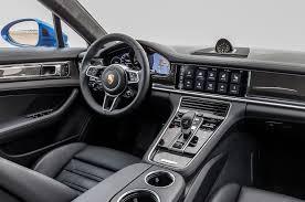 porsche panamera interior 2017 2018 porsche panamera exterior and interior review car 2018