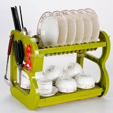 Dish Rack And Drainboard Set Plastic Dish Drainer Plastic Dish Drainer Suppliers And