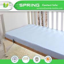 Best Crib Mattress Pad China Best Waterproof Crib Mattress Protector Pad Hypoallergnic
