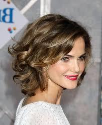 haircuts curly hair round face medium short hairstyles wavy hair short hairstyles for round faces