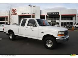 1994 ford f150 xl 1994 oxford white ford f150 xl extended cab 4x4 41865523