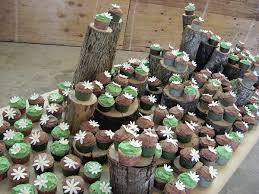 rustic wedding cupcakes 43 staggering rustic wedding ideas