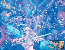 he man and the masters of the universe he man and the masters of the universe 1 comics anonymous