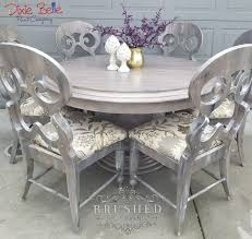 few piece dining room set the quality of life home weathered wood dining set brushed by brandy