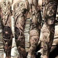 flying guardian males side ribs cool tattoos