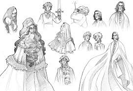 harry potter u0027 sketches kyla79 deviantart