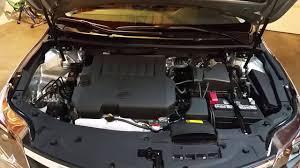 toyota lexus sealed ws transmission fluid change youtube 2013 2017 toyota avalon how to check brake fluid level 2gr fe
