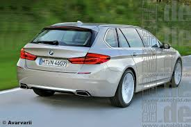 get an early look at the new bmw 5 series thanks to this leak
