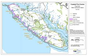 Wildfires In British Columbia Map by Bc Wildfire Service On Twitter