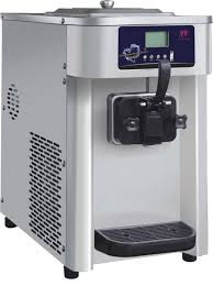 used ice cream maker redfoal for