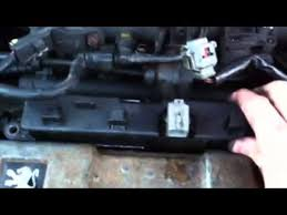 peugeot 306 coilpack youtube