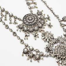 long silver crystal necklace images Shop long necklaces with free shipping jpg