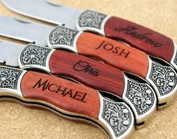 wedding gift groomsmen knifes groomsmen gifts personalized knives custom knives