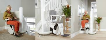 curved stairlifts for customers in cardiff