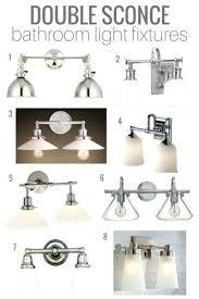 Bathroom Light Sale Sconce Vintage Chrome Bathroom Sconces Vintage Bathroom Lighting