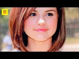 Best Hairstyles For Fat Faces Best Short Hair Cuts For Round Faces Youtube