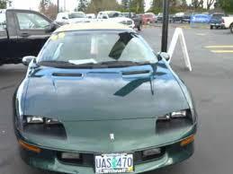 1995 chevy camaro convertible 1995 chevrolet camaro 2dr convertible z28