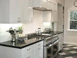 black granite countertops with white cabinets pictures of white kitchen cabinets with granite countertops image of