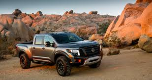 nissan trucks lifted naias 2016 nissan titan warrior ready for off road attack
