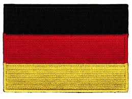 British Flag Ww1 Amazon Com Germany Flag Embroidered Patch German Iron On National