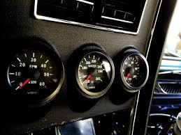 mustang custom gauges vdo gauges custom installation for 71 73 mach1 mustang dash
