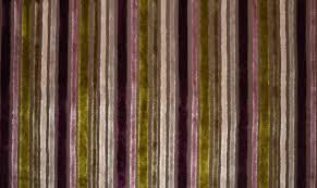 Material For Upholstery Colourful Velvet Striped Fabric For Upholstery Livingstone Textiles