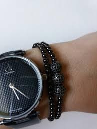 men beads bracelet images Elixir deluxe bead bracelet onyx bunny jpg