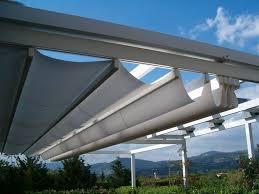 tettoie per terrazze coperture per terrazze pergole e tettoie da giardino scegliere