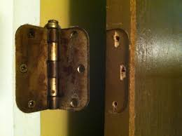How To Fix Kitchen Cabinet Hinges How To Repair Stripped Holes For A Door Hinge 8 Steps