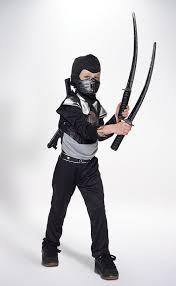 Kids Ninja Halloween Costume Ninja Kid Costume Halloween Costumes Savers