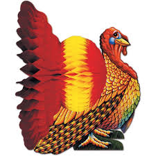 thanksgiving office party ideas amazon com tissue turkey centerpiece party accessory 1 count 1