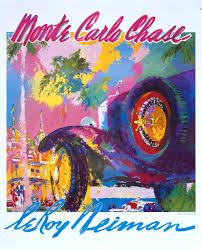 Monte Carle Monte Carlo Chase Leroy Neiman