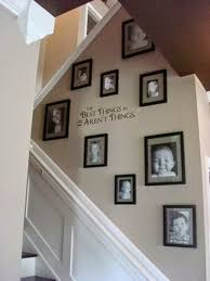 Ideas To Decorate Staircase Wall Staircase Wall Decorating Ideas