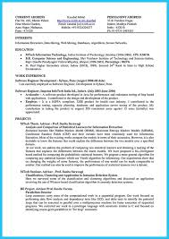 Resume For Computer Science Graduate Best 25 Student Resume Ideas On Pinterest Resume Help Cv Tips