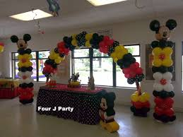 mickey mouse decorations mickey mouse party decoration
