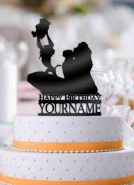 lion cake topper personalized disney lion king with name happy birthday cake topper