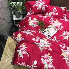 Red King Size Comforter Sets Online Get Cheap Red King Size Comforter Set Aliexpress Com