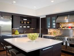 Modern Kitchen Backsplash Pictures by Modern Kitchen Backsplashes Pictures U0026 Ideas From Hgtv Hgtv