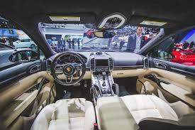 porsche cayenne 2016 interior 2015 detroit 2016 porsche cayenne turbo s 6 egmcartech