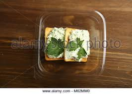 cheese delivery healthy breakfast crispbread with organic cheese