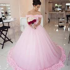 Fairytale Wedding Dresses Discount Pink Fairytale Wedding Dresses 2017 Pink Fairytale